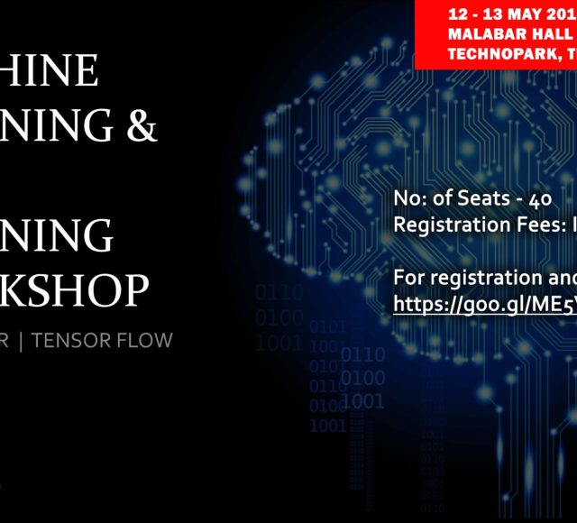 Workshop on Machine Learning